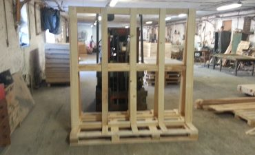 Pallet for window